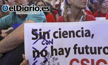 The new blog «Ciencia crítica» is now online at eldiario.es