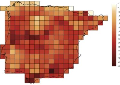 Hortal & Lobo (2011 Nat Conserv) Can species richness patterns be interpolated from limited well-known areas?
