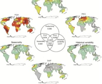Gouveia et al (Ecography 2013) Nonstationary effects on global amphibian diversity