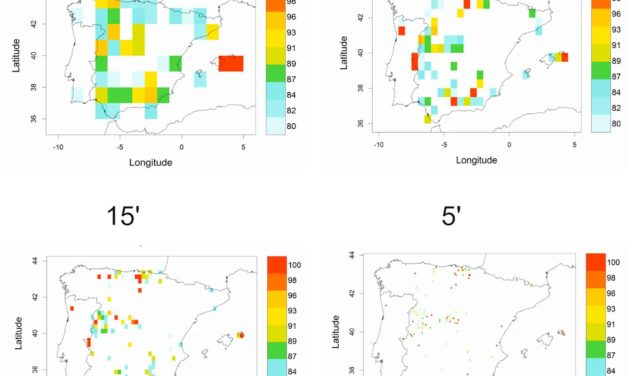 Lobo et al (Ecol Ind 2018) KnowBR: An app to map survey effort and identify well-surveyed areas